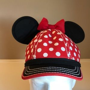 Minnie mouse hat visor combo Disney World